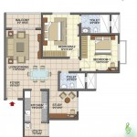 Prestige Song of the South 2.5 BHK 1376 Sft